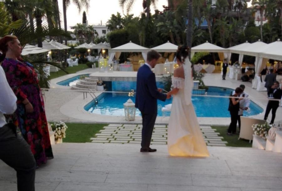Erika e Tom, dall'Australia, il matrimonio poli-cult dell'anno!
